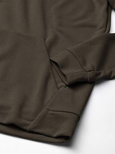 Nike Men's Hoodie Pull-Over Swoosh, Cargo Khaki/White, X-Large image https://images.buyr.com/VmV7PI-ft1dQr_iKaYoEHw.jpg1