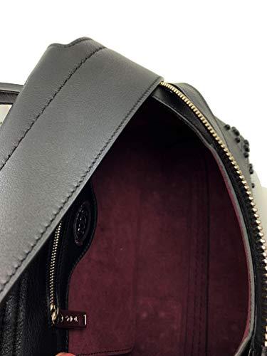 Tod's Wave Micro Gommini Black Leather Ladies Satchel Bag XBWAMRWD001MTI-B999 image https://images.buyr.com/Wgdxj7P86EmITskoPutRkw.jpg1