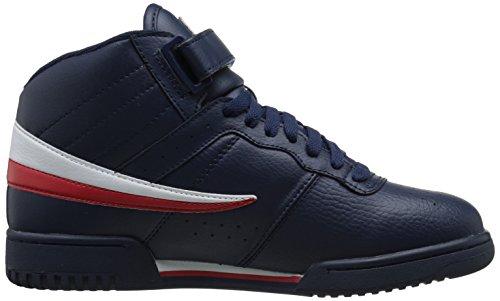Fila Men's f-13v lea/syn Fashion Sneaker, Navy/White Red, 8.5 M US image https://images.buyr.com/XrPmVGHgBO7qM5OZpEn9vw.jpg1