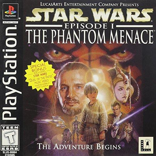 Star Wars Episode I: The Phantom Menace image 1