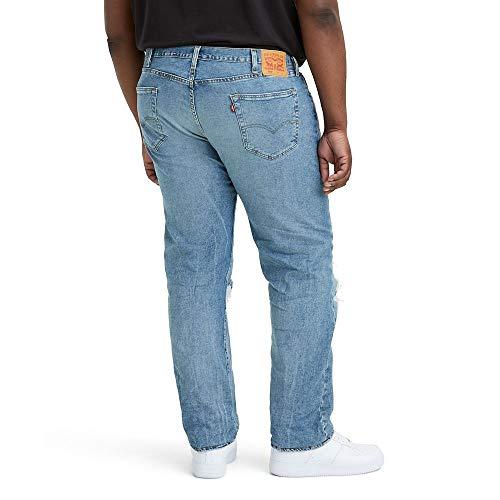 Levi's Men's Big and Tall 501 Original Fit Jean, Righty Lefty Light, 36W x 38L image https://images.buyr.com/ZnKYMKExmsUh3gMnE-Ilog.jpg1