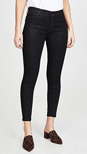 J Brand Women's Alana High Rise Crop Skinny Jeans, Fearful, Black, 29 image https://images.buyr.com/_AG3j1YDRalu0TopOYM5cA.jpg1