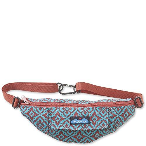 KAVU Stroll Around Belt Bag Cotton Adjustable Fanny Pack image 1
