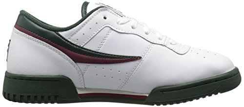 Fila Girls Original Fitness Fashion Sneaker, White/Sycamore/Black Red, 9 Little Kid image https://images.buyr.com/_ws2Vasn0q5MvDtegXPrKQ.jpg1