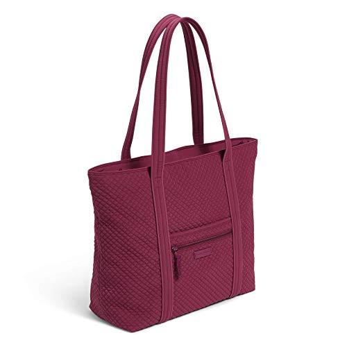 Vera Bradley Microfiber Vera Tote Bag, Raspberry Radiance image https://images.buyr.com/_yNu6st2VJhwoZQPspoWzA.jpg1
