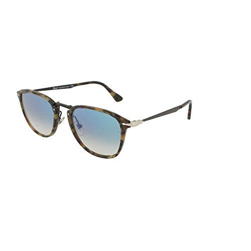 Persol PO3165S Sunglasses 10713F-52 - Tortoise Brown Ice Frame, Clear Gradient PO3165S-10713F-52 image https://images.buyr.com/aR3rdbWGThjtqsHWN5d4Ng.jpg1