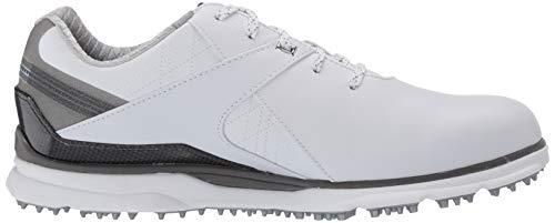 FootJoy Men's Pro/SL Carbon Golf Shoes, White, 10 W US image https://images.buyr.com/an9mf15DwHYHhN7ItxJ9kw.jpg1