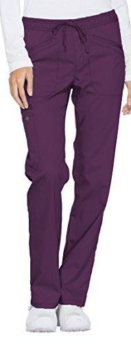 Dickies Essence Women's V-Neck Top DK803 &Straight Leg Drawstring Pant DK106 Scrub Set (Eggplant - XXX-Large/XXXX-Large) image https://images.buyr.com/b4NQ8bhUaGWyTUR_mxguZw.jpg1