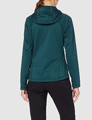 Mammut 1010-23200 Women's Runbold ML Hooded Jacket, Teal Melange - S image https://images.buyr.com/cL5FzTLzp8cCgAnO-kSKdQ.jpg1