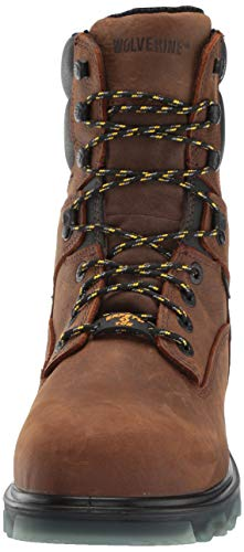 Wolverine Men's I-90 EPX 8'' Composite Toe Construction Boot, Dark Brown, 11 W US image https://images.buyr.com/ebTs8RfGtez0gsWzlxdV2A.jpg1
