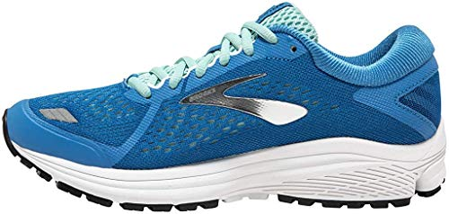 Brooks Women's Running Shoes, Blue Blue Silver White 415 image 1