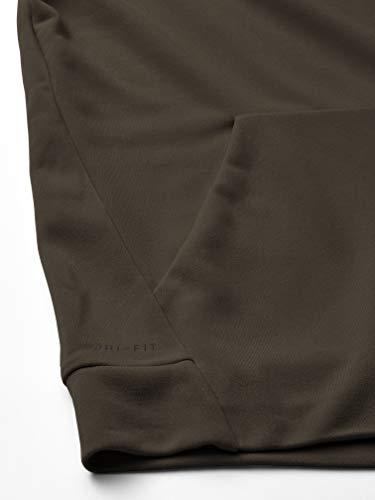 Nike Men's Hoodie Pull-Over Swoosh, Cargo Khaki/White, X-Large image https://images.buyr.com/fXJa0oNLwEJTM3YUTXAR0g.jpg1