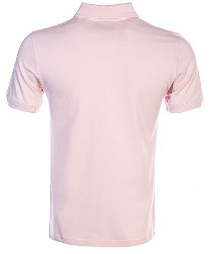 Belstaff Classic Short Sleeve Polo Shirt in Pink image https://images.buyr.com/fipIfR-nW-7GQsBL-8eZQg.jpg1