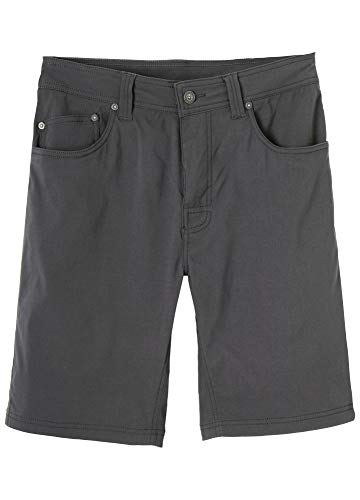 prAna Men's Brion Shorts, Spruce, 36W 09L image 1