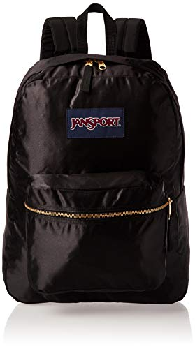 JanSport High Stakes Backpack, Black/Gold image 1