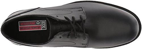 WOLVERINE Men's Bedford Steel-Toe Oxford SR Industrial Shoe, Black, 8 Extra Wide US image https://images.buyr.com/hRSW4WLSXMqF5HCQe4hxnA.jpg1