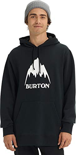 Burton Men's Classic Mountain High Pullover Hoodie, True Black W19, Medium image https://images.buyr.com/h_293Y9uBUoIIGTGydyuBA.jpg1