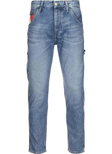 Tommy Jeans, Tapered Carpenter Jeans, Blue, TMH_DM0DM080181A5-30 image 1