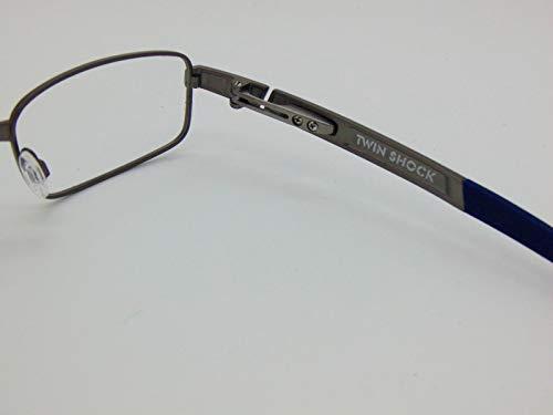 Oakley OX3095-309507 Eyeglass Frame TWIN SHOCK MATTE CEMENT 54mm image https://images.buyr.com/k6ZHx6a2hnZDQNnPU0n8Bg.jpg1
