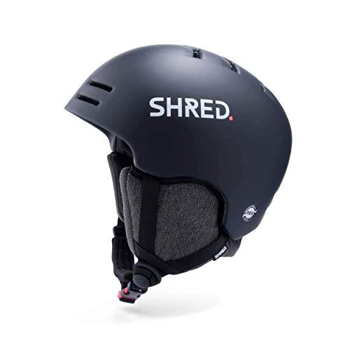 Shred Optics Slam-Cap NoShock Helmet Black, L image 1