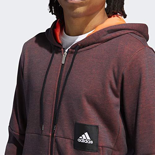 adidas Men's Cross-Up 365 Full-Zip Solar Red X-Large image https://images.buyr.com/l3MgJW8X6SVZH5ZY4DveDg.jpg1