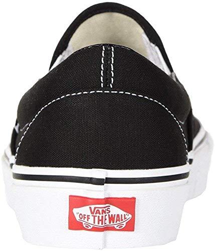 Vans, Classic Slip-On (Black/White - 6 W/4.5 M) US image https://images.buyr.com/m29yCJV2Wzj0JsNFk1Q32g.jpg1