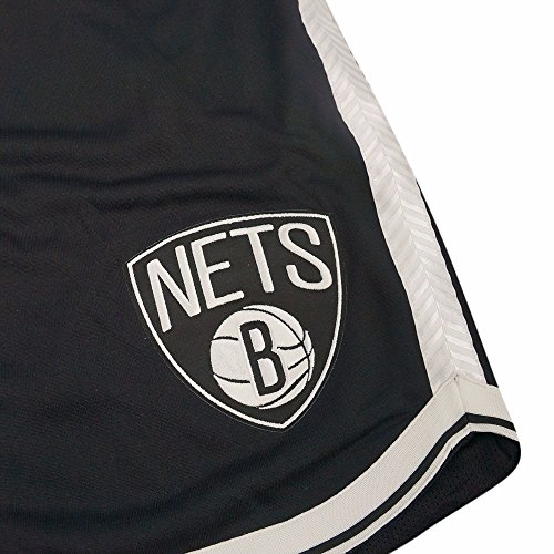 adidas Brooklyn Nets NBA Black Authentic On-Court Climacool Team Game Shorts for Men (XLT) image https://images.buyr.com/mACFpUgtihYD_nrvyoDR9w.jpg1