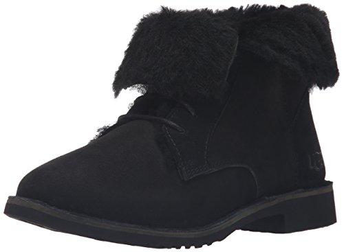 UGG Women's Quincy Winter Boot, Black, 7 B US image 1