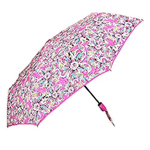 Vera Bradley Umbrella, Polyester (Sunburst Floral) image 1