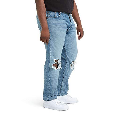 Levi's Men's Big and Tall 501 Original Fit Jean, Righty Lefty Light, 36W x 38L image https://images.buyr.com/nB2RwdTHiGDMcLh25SAedA.jpg1