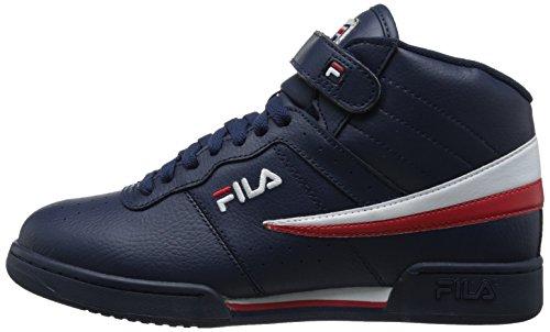 Fila Men's f-13v lea/syn Fashion Sneaker, Navy/White Red, 8.5 M US image https://images.buyr.com/oJY_FDZ3ZLr2PCMQS3KeJQ.jpg1