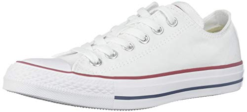 All Star Chuck Taylor Lo Top Mens Sneakers (6.5 D(M) US, Optical White) image 1