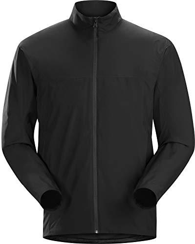 Arc'teryx Solano Jacket Men's (Dark Matter, X-Small) image 1