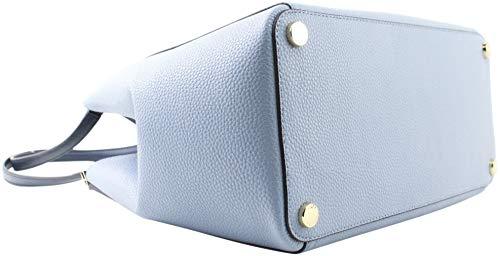 Michael Kors Kimberly Grab Bag Pale Blue Navy image https://images.buyr.com/ooayVpP_U_q4ox_3ZylVuA.jpg1