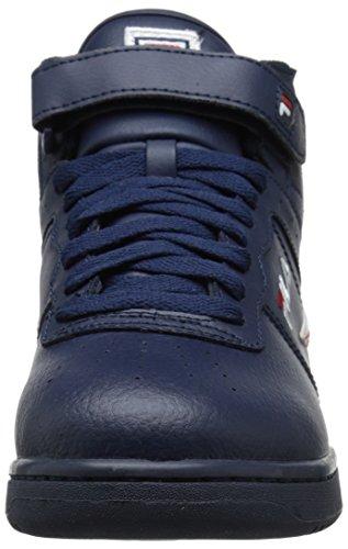 Fila Men's f-13v lea/syn Fashion Sneaker, Navy/White Red, 8.5 M US image https://images.buyr.com/qLKsk86MQVLwD_7LrdPRyw.jpg1