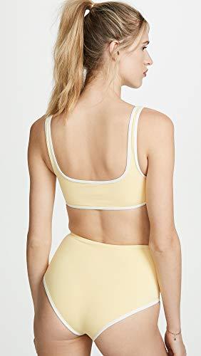LSpace Women's Mickee Bikini Top, Daisy, Yellow, Large image https://images.buyr.com/r-yTermhm_PVZ9ZA_0Oh7w.jpg1