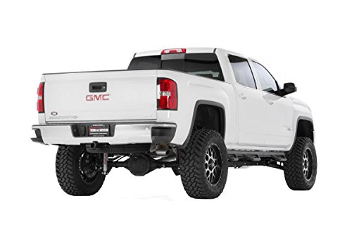 Rough Country W2W Nerf Bar Hoop Steps (fits) 2014-2018 Chevy Silverado GMC Sierra | Double Cab | 6.5 FT | Bed Steps image https://images.buyr.com/sbWImyHIkulmG-i_eBdecA.jpg1