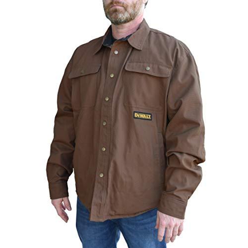 DEWALT DCHJ081 Heated Heavy Duty Shirt Jacket with 2.0Ah Battery and Charger image https://images.buyr.com/sfHCTMW0tXt3H_vaEMyCDA.jpg1