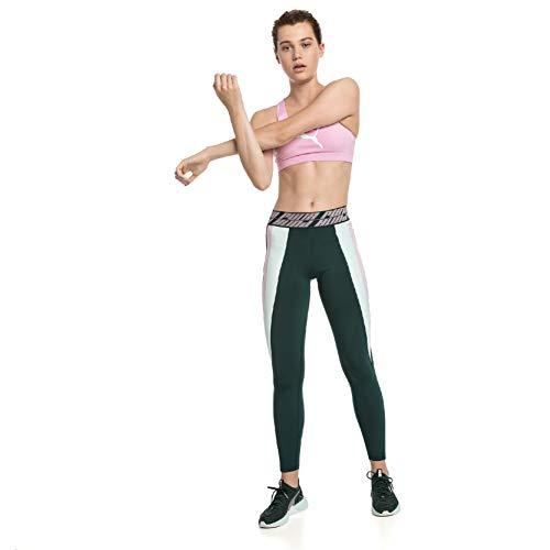 PUMA Own It Women's Full Tight - Large - Green image https://images.buyr.com/stw3U4fNKV5lfnj5ZfemjA.jpg1