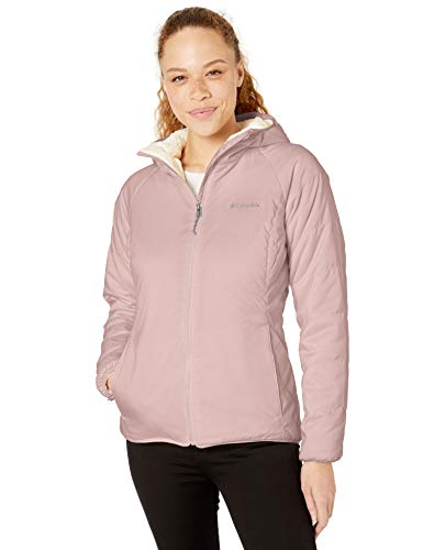 Columbia Women's Kruser Ridge II Plush Softshell Jacket, Mineral Pink Heather, Small image 1