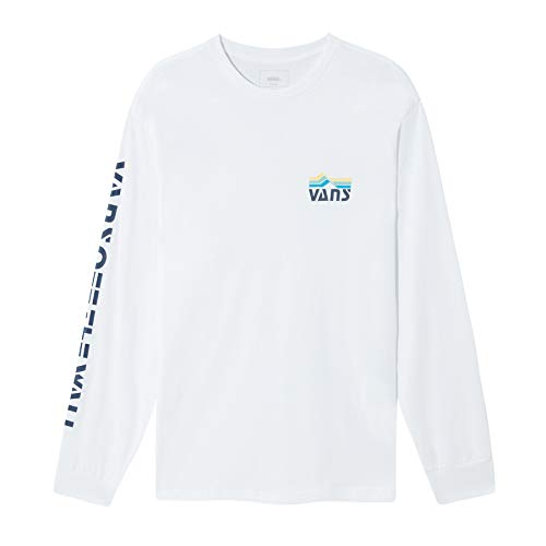 Vans OTW Long Sleeve T-Shirt (XX-Large, (High Elevation) White) image https://images.buyr.com/w5GWFKAYF-09wGK67gNamg.jpg1