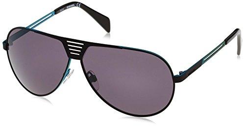 Diesel Men's DL0134 Aviator Sunglasses image 1