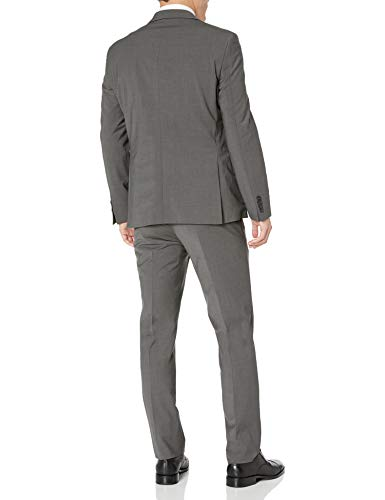 DKNY Men's Two Button Slim Fit Stretch Suit, Deep Gray, 48 Regular image https://images.buyr.com/xhj4odtSl-kk37yDHj6p9g.jpg1