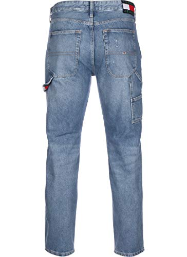 Tommy Jeans, Tapered Carpenter Jeans, Blue, TMH_DM0DM080181A5-30 image https://images.buyr.com/xiUZhkZ5VzWyQx0Nd7Mfhg.jpg1
