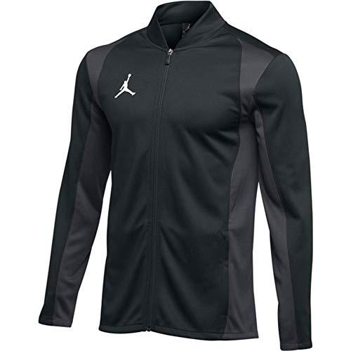 Nike Men's Training Flight Knit Jacket 924707 (Black/Anthracite/White, Medium) image 1