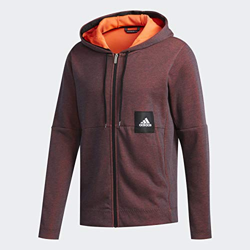 adidas Men's Cross-Up 365 Full-Zip Solar Red X-Large image https://images.buyr.com/ym86MhkzknY8QWT2FyNlLg.jpg1