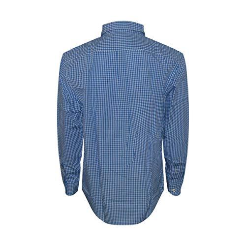 Vineyard Vines Men's Long Sleeve Button Down Whale Shirt Oxford (Large, Thin Stripe/Moonshine) image https://images.buyr.com/zCC-VDXEy1U9lIPnVHghnA.jpg1