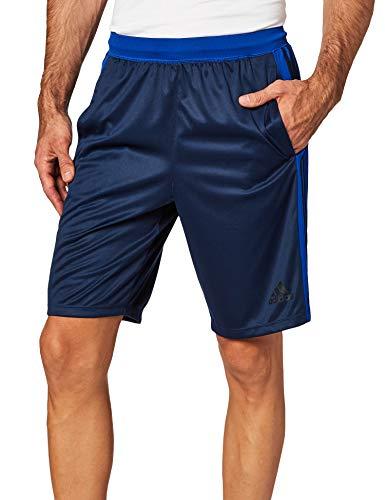 adidas Men's Designed-2-Move 3-Stripe Shorts, Collegiate Navy/Collegiate Royal, Small image https://images.buyr.com/zEAASC1k_IE4bv6Tb_L7lw.jpg1