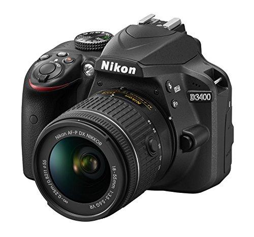 Nikon D3400 w/ AF-P DX NIKKOR 18-55mm f/3.5-5.6G VR (Black) image https://images.buyr.com/zYw4ILZv1yafJmcPI4klVQ.jpg1