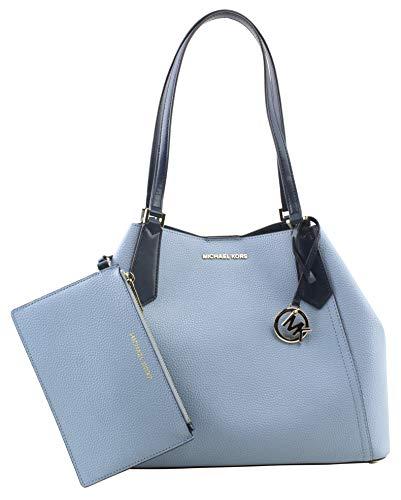 Michael Kors Kimberly Grab Bag Pale Blue Navy image https://images.buyr.com/z_CmcdYkBza4LfdmVEnQBg.jpg1